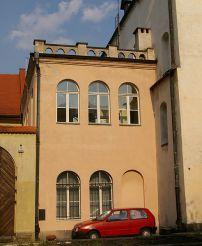 Mizrachi Synagogue, Krakow